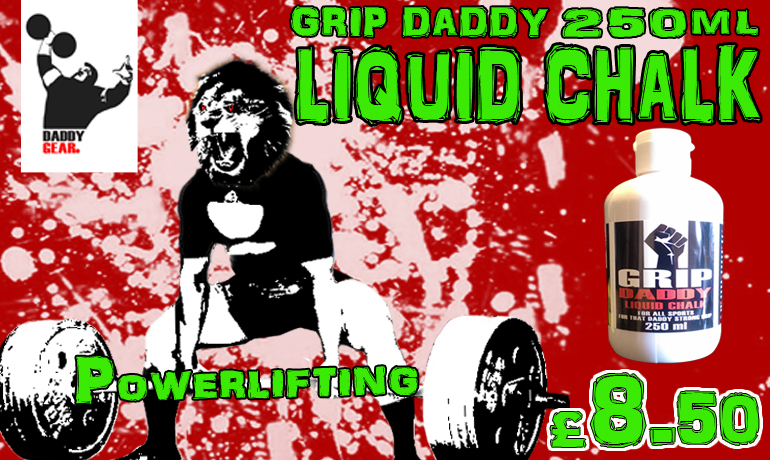 FB - Prices - Eq - Daddy Gear - Liquid Chalk - Powerlifting