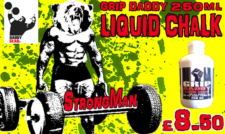 FB - Prices - Eq - Daddy Gear - Liquid Chalk - Strongman
