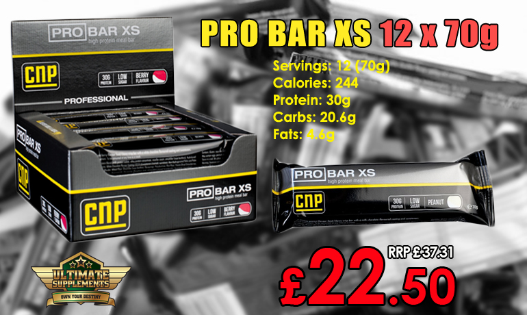 FB - Prices - Sups - CNP - Pro Bar XS