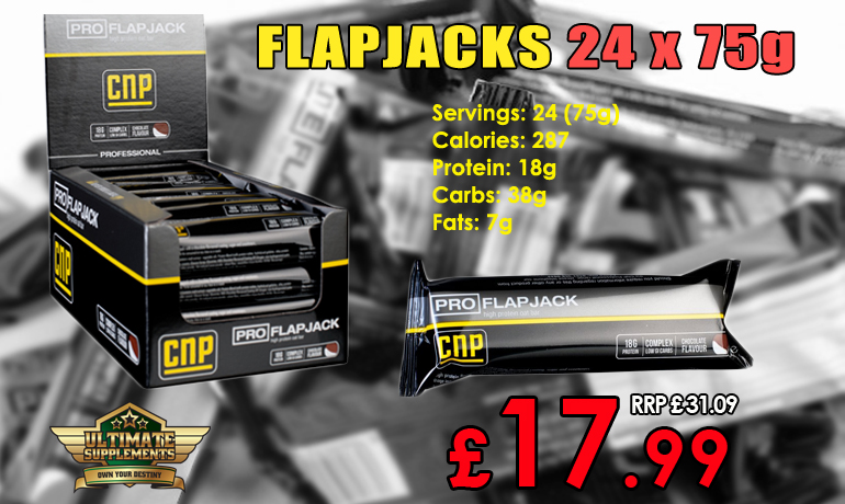 FB - Prices - Sups - CNP - Pro Flapjacks