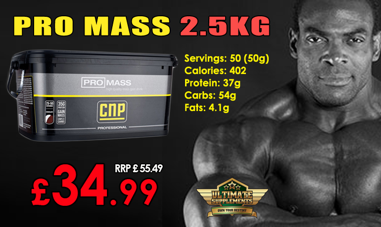 FB - Prices - Sups - CNP - Pro Mass