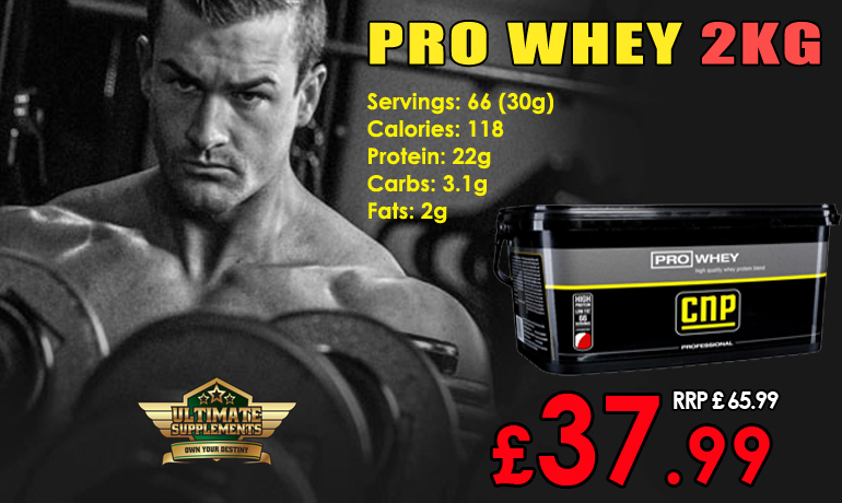 FB - Prices - Sups - CNP - Pro Whey