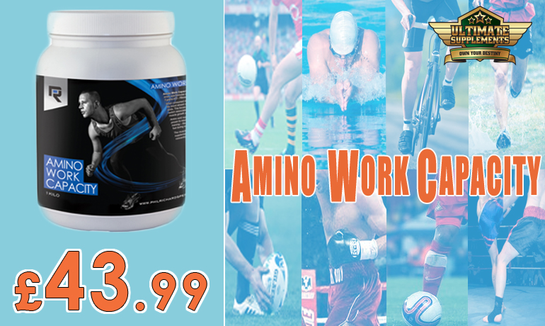 FB - Prices - Sups - PRP - Amino Work Capacity