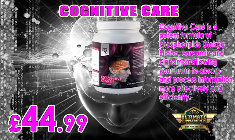 FB - Prices - Sups - PRP - Cognative Care.