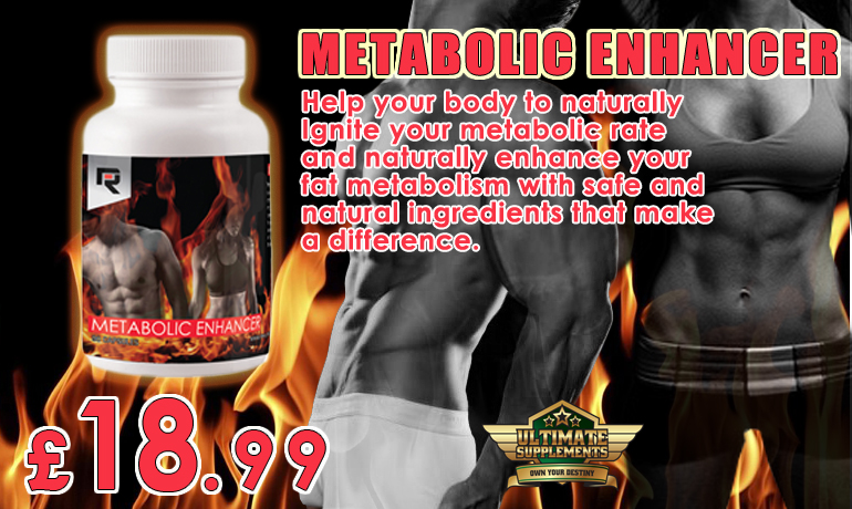 FB - Prices - Sups - PRP - Metabolic Enhancer