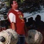 Jouko Ahola, FIN – Strongman