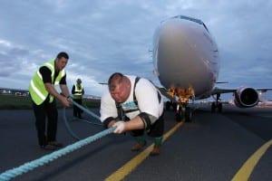 Plane Pull Glenn Ross