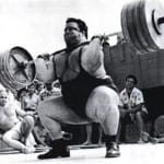 Paul Anderson, USA -Strongman