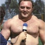 Bill Kazmaier, USA – Strongman