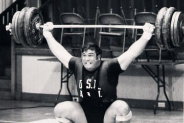 Bruce Wilhelm, USA – Strongman
