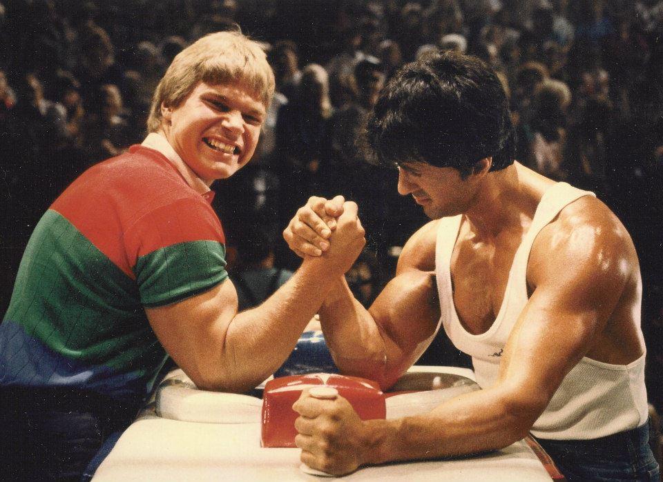 kupować najlepszy wybór atrakcyjna cena John Brzenk,USA -Arm-Wrestler   Irish Strong Man