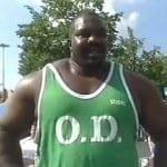 O.D Wilson, USA – Strongman Powerlifter
