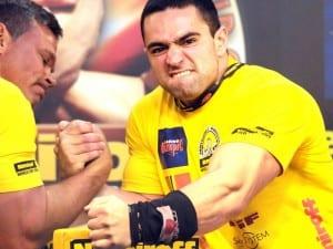 Arm Wrestling - Rustam Babayev, UKR