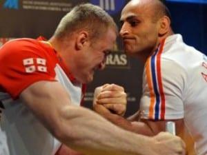 Cvetan Gashevski - Arm Wrestling