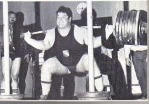 Don Reinhoudt, USA - Strongman & Powerlifter