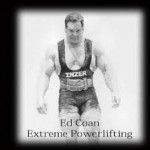 Ed Coan, USA – Powerlifter