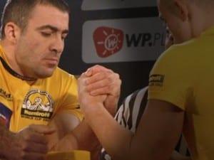Engin Terzi, TUR - Arm Wrestler