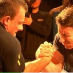 ISA Arm-Wrestling Results & Hall of Fame in progress with two new Irish Competitors…