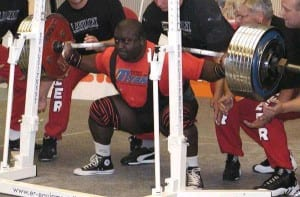 Mark Henry, USA - Powerlifting
