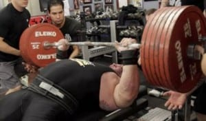 Scott Mendelson, USA - Powerlifting & Bench Press Speclised