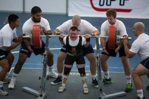 Juegos Mundiales 2013 Levantamiento de Potencia