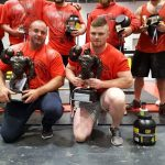 Dean Kennedy wins 95KG UK Strongest Man 2016