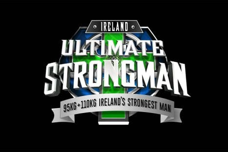 95KG &110KG Ireland Strongest Man 2017