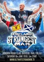 Scotland's Strongest Man 2019