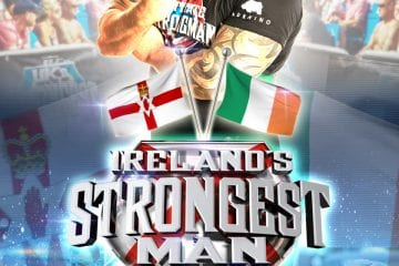 Ireland's Strongest Man 2019