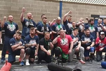 Strongman Winter Warriors 2