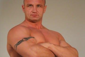Mariusz Pudzianowski, POL – Strongman
