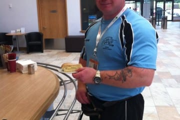 Francis Kirby,County Antrim, IRE – Highland Games & Strongman