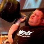Glenn Ross IRE- Strongman, Power-Lifter & Strength Challenges