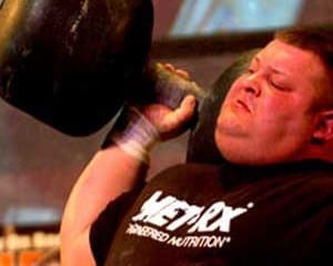 Glenn Ross IRE- Strongman, Power-Lifter & Strength Challenges