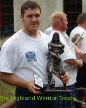 J Kelly Trophy