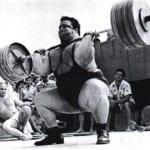 Paul Anderson, USA -Strongman