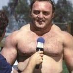 Bill Kazmaier, USA – Strongman