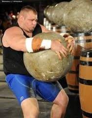 Brian Shaw, USA – Strongman
