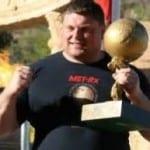 Zydrunas Savickas, LIT – Strongman & Powerlifter