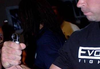 John Brzenk,USA -Arm-Wrestler