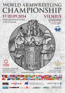 36th-World-Armwrestling-Championships-2014-Vilnius-Lithuania1