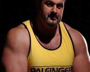 Heinz Ollesch, GER – Strongman