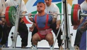 Andrej Stanaszek - Powerlifter