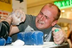 The Open Ireland Arm Wrestling Classic 2015