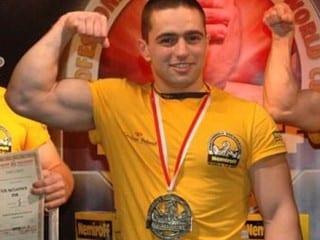 Rustam Babayev, UKR – Arm Wrestling