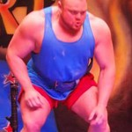 Benedikt Magnússon, ICE – Powerlifter & Strongman