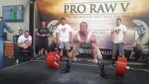 Dan Green, USA - Powerlifting