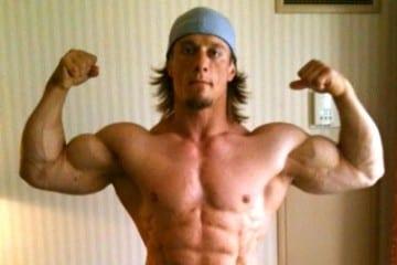 Dan Green, USA – Powerlifter
