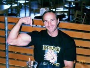 Dave Patton, USA - Arm Wrestler2