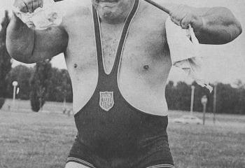 Don Reinhoudt, USA – Powerlifter & Strongman (1st Man to break the 2400 total IPF)